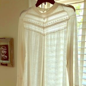 Style & Co Long Sleeve Top